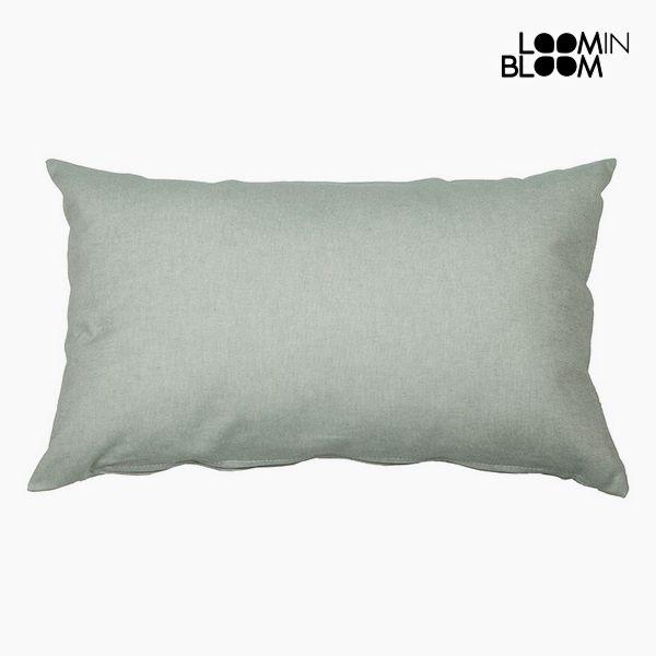 Polštářek Bavlna a polyester Zelená (30 x 50 x 10 cm) by Loom In Bloom