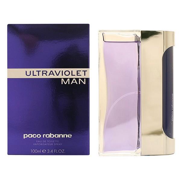 Perfumy Męskie Ultraviolet Man Paco Rabanne EDT - 100 ml