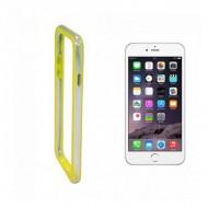 Torba iPhone 7 Plus Ref. 196185 TPU Bumper Żółty