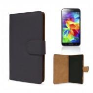 Torba Samsung S5 Ref. Book 104326 Skóra Czarny