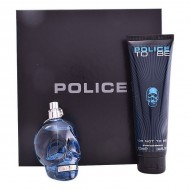 Souprava spánským parfémem To Be Or Not To Be Police (2 pcs)
