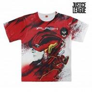 Koszulka z krótkim rękawem dla dzieci Justice League 2238 (rozmiar 8 lat)
