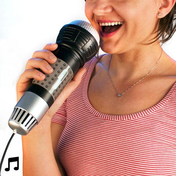 Mikrofon z Echem