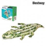 Nafukovací matrace Bestway 41090 (175 x 102 cm) Krokodýl