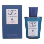 Żel pod Prysznic Blu Mediterraneo Ginepro Di Sardegna Acqua Di Parma (200 ml)