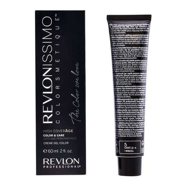 Trvalá barva proti stárnutí Revlonissimo Revlon NMT 5