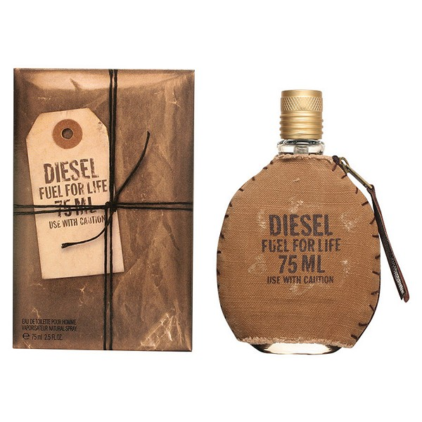 Perfumy Męskie Fuel For Life Homme Diesel EDT - 30 ml