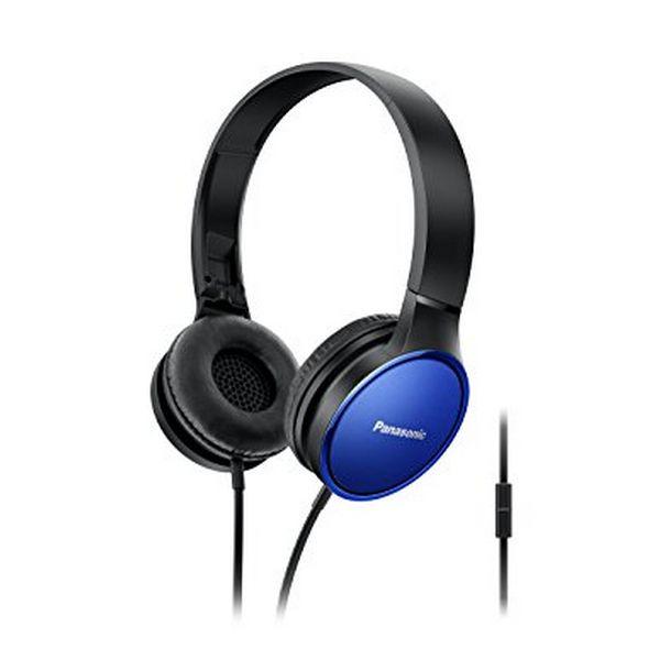 Sluchátka s mikrofonem Panasonic RP-HF300ME Čelenka