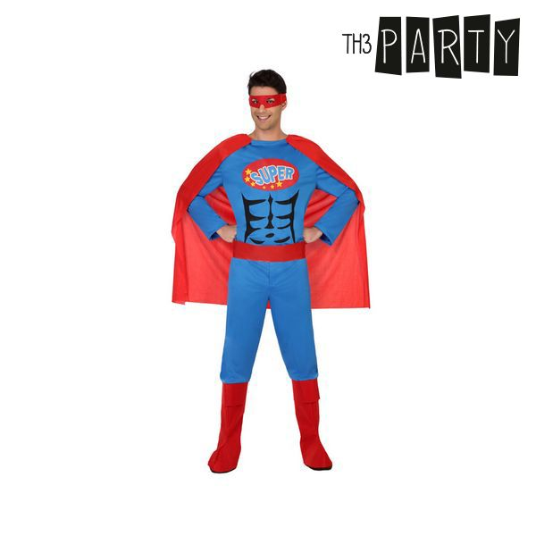 Kostium dla Dorosłych Th3 Party Superbohater - XL