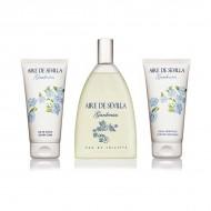 Souprava sdámským parfémem Gardenia Aire Sevilla (3 pcs)
