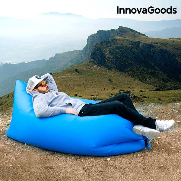 Leżak Samonadmuchiwany InnovaGoods