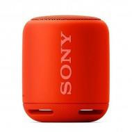 Prenosný reproduktor s Bluetooth Sony 222694 USB Červená