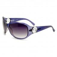 Okulary przeciwsłoneczne Damskie Guess GU7309BL-35
