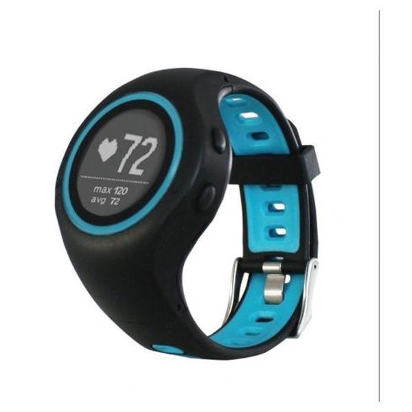 Chytré hodinky s krokoměrem Billow XSG50PROBL 280 mAh Bluetooth 4.1 GPS