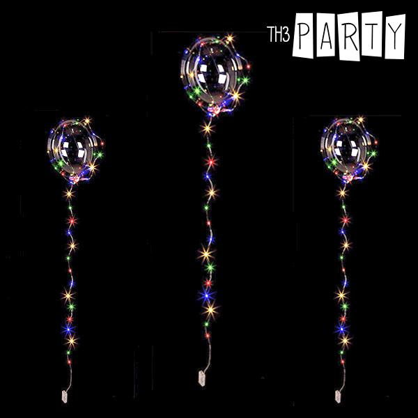 Balonek s Barevným LED Řetězem Th3 Party