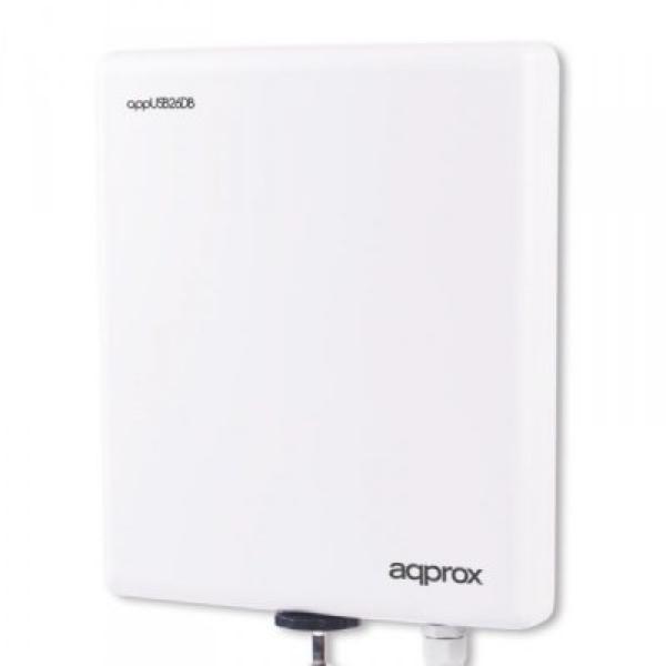 Směrová Panelová Anténa pro Venkovní Instalaci approx! APPUSB26DB USB 26 dBi