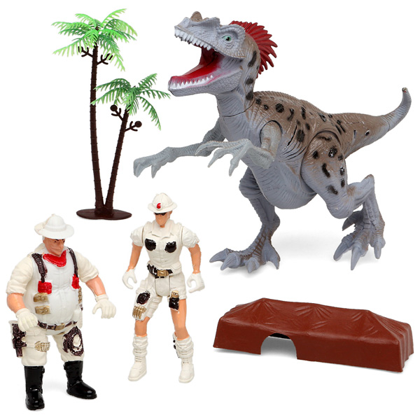Expedice za Dinosaurem