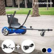 Zestaw Hoverkart + Hoverboard InnovaGoods - Hulajnoga Elektryczna Niebieska