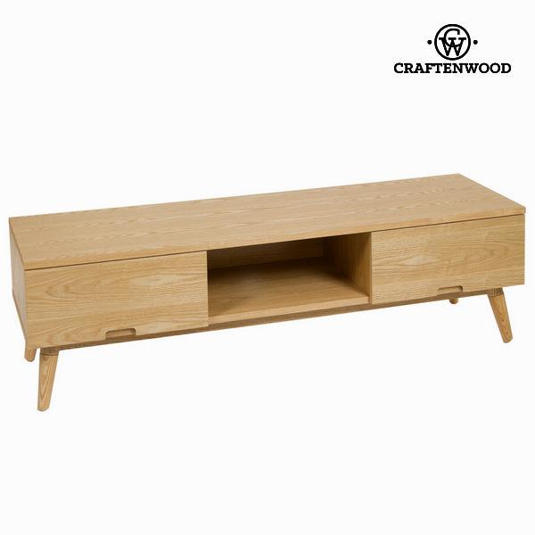 Tv jednotka z jasanového dřeva - Modern Kolekce by Craftenwood