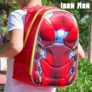 Plecak Szkolny 3D Ironman