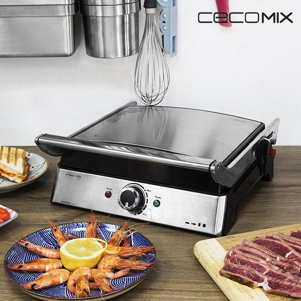 Kontaktní Gril Cecomix Pro 3026 2000W