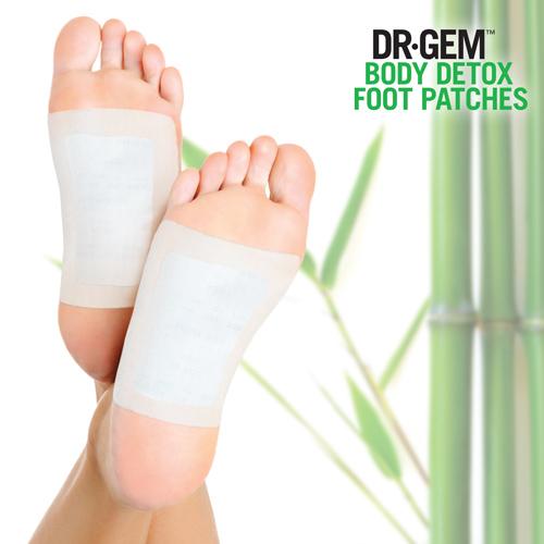 Plastry Oczyszczające Dr Gem