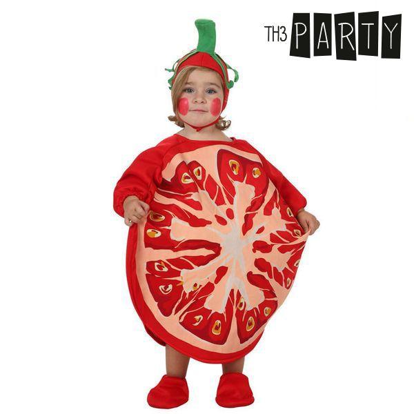 Kostium dla Niemowląt Th3 Party Pomidor - 0-6 miesięcy