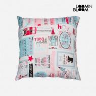 Poduszka (60 x 60 cm) - Be Yourself Kolekcja by Loom In Bloom