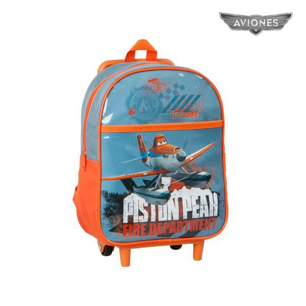 Školní taška na kolečkách Junior Knows 3554