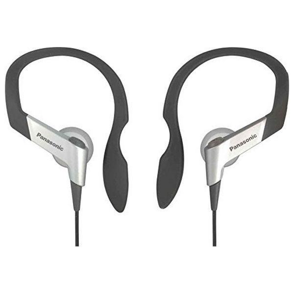 Sportovní sluchátka Panasonic RP-HS6E-S Stříbřitý