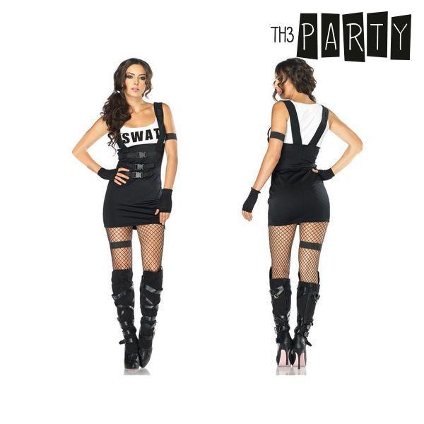 Kostým pro dospělé Th3 Party Sexy policajt - M/L