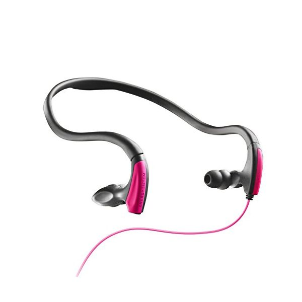 sportovní sluchátka Energy Sistem MAUAMI0259 397204 Růžový Drátový