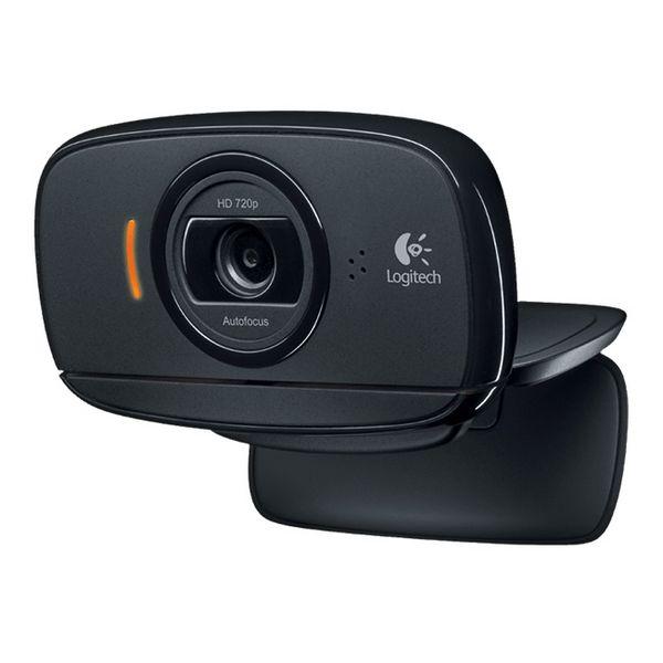 Kamera Internetowa Logitech C525 HD 720p 8 Mpx PC MAC Czarny