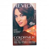 Farba bez Amoniaku Colorsilk Revlon Czekolada