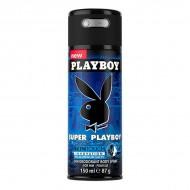 Deodorant sprej Super Hombre Playboy (150 ml)