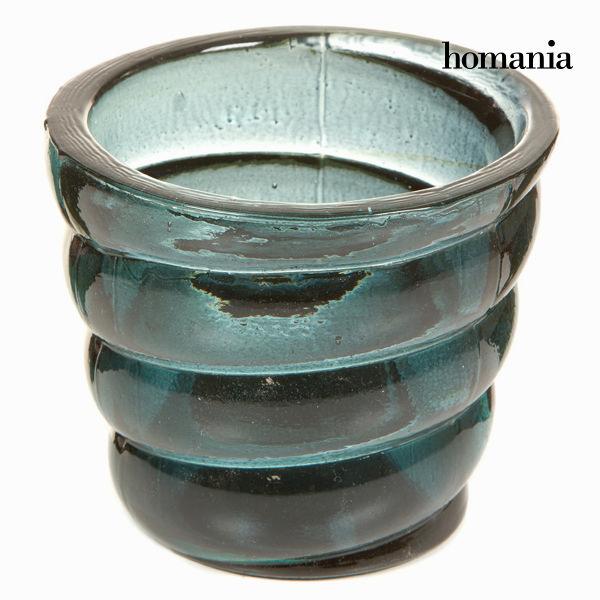 Świeczniki Szkło z recyklingu - Crystal Colours Kitchen Kolekcja by Homania