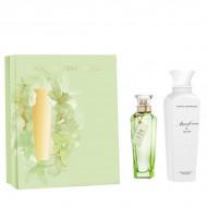Souprava sdámským parfémem Agua Fresca De Azahar Adolfo Dominguez (2 pcs)