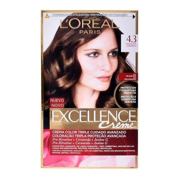 Trwała Koloryzacja Excellence L'Oreal Expert Professionnel
