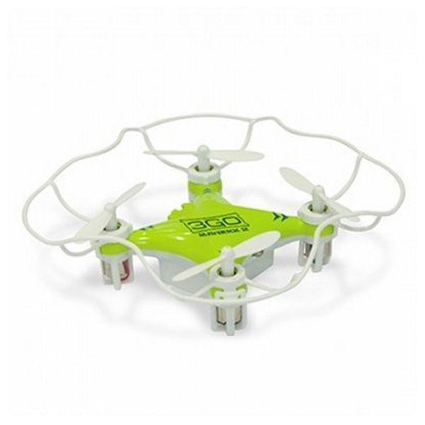 Dron 3GO MAVERICK-2 360° Bílý Zelená