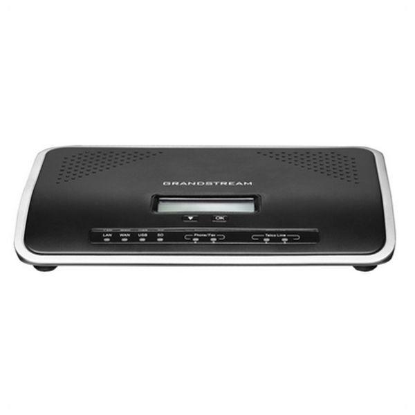 Centrala telefoniczna IP Grandstream UCM6202 2FXS 2FXO USB SD Czarny