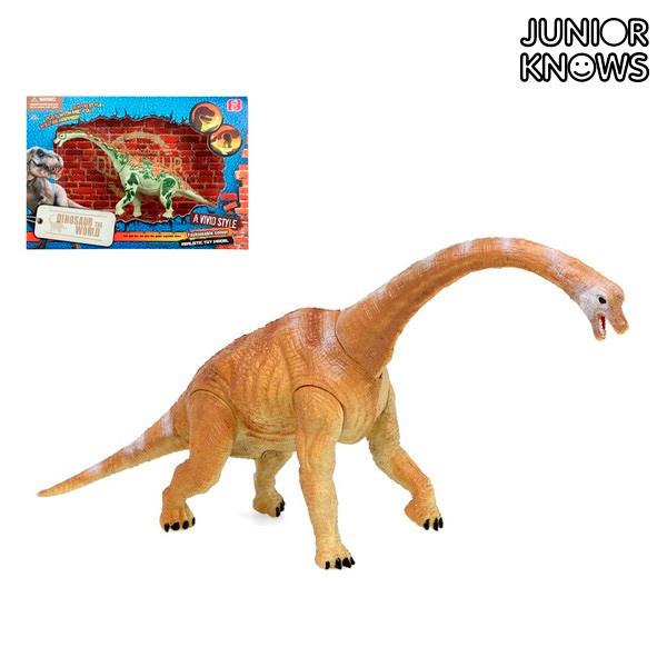 figurka superbohatera Dinosaur Junior Knows 4955