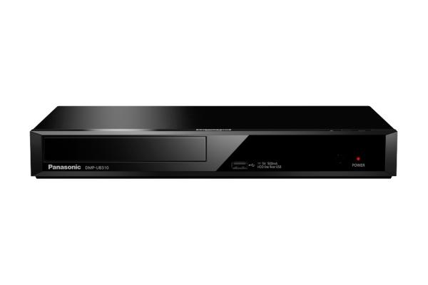 Přehrávač Blu-Ray Panasonic DMPUB310EGK 4K HDR Ultra HD WIFI