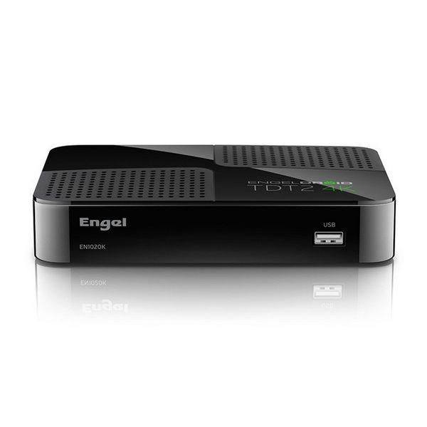 Adapter do Smart TV Engel EN1020K 4K Full HD TDT Wifi Czarny