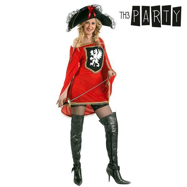 Kostým pro dospělé Th3 Party 6431 Mušketýrka