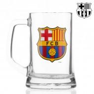 Kufel do piwa F.C. Barcelona