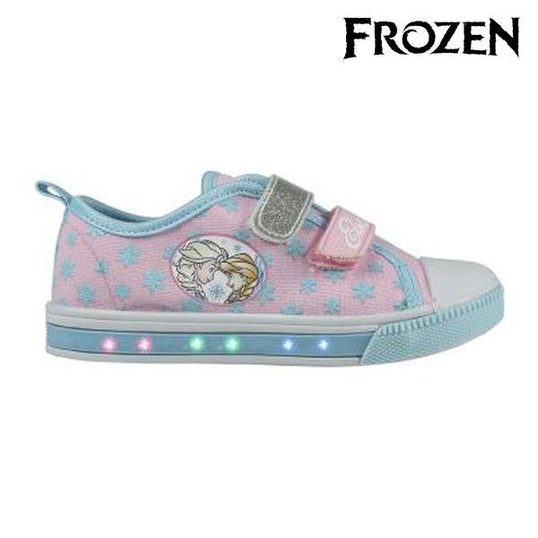 Vycházkové boty s LED Frozen 1904 (velikost 31)