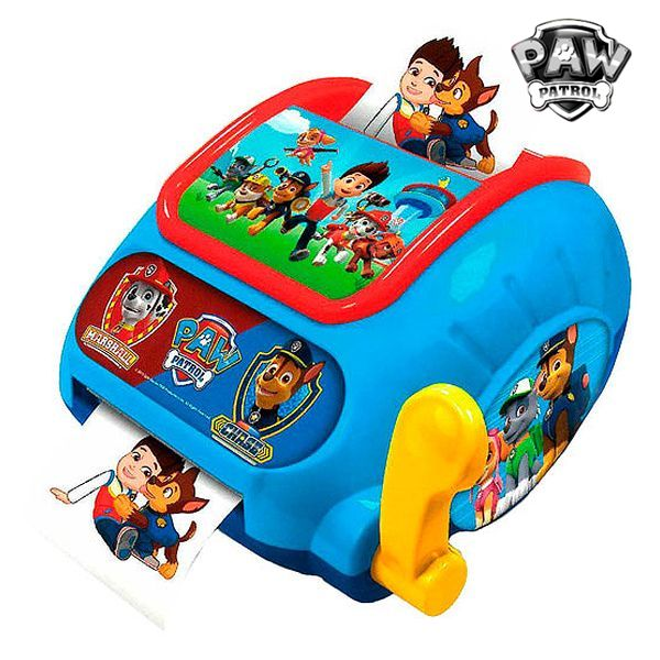 Sticker machine The Paw Patrol 6756