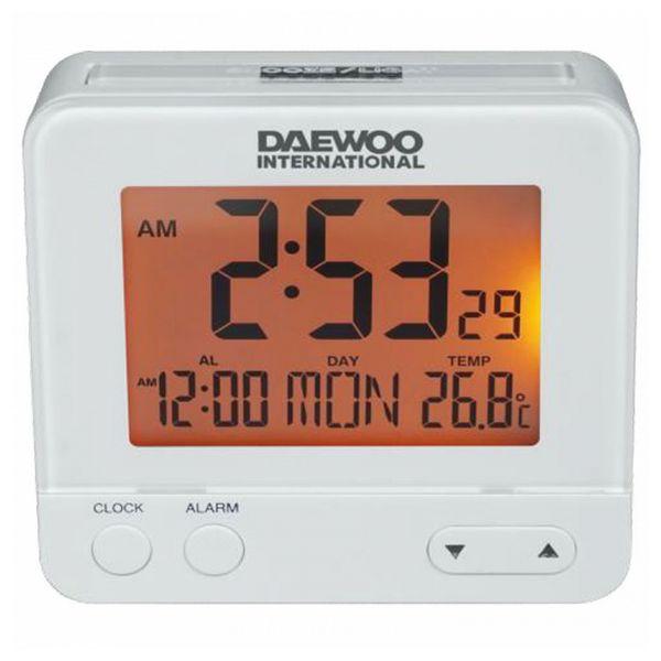 Zegarek-Budzik Daewoo 219996