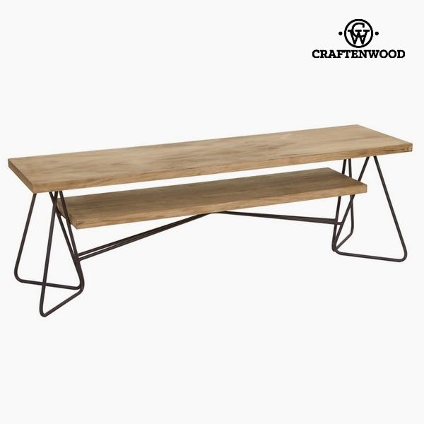 TV stolek Dřevo (140 x 40 x 36 cm) - Perfect Kolekce by Craftenwood