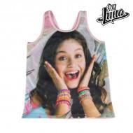 Koszulka z krótkim rękawem dla dzieci Soy Luna 1126 Różowy (rozmiar 8 lat)